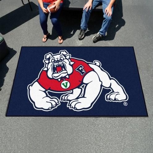 Fresno State Bulldogs Ulti-Mat Area Rug
