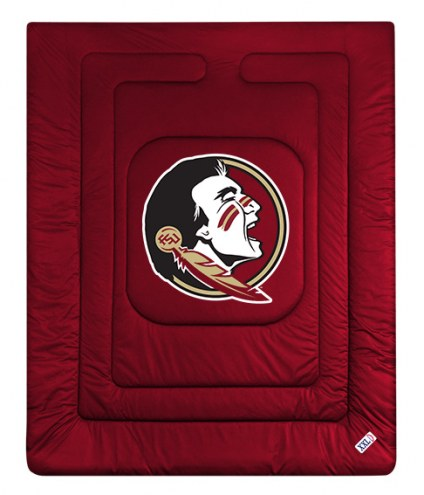 Florida State Seminoles NCAA Full/Queen Jersey Comforter