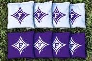 Furman Paladins Cornhole Bag Set