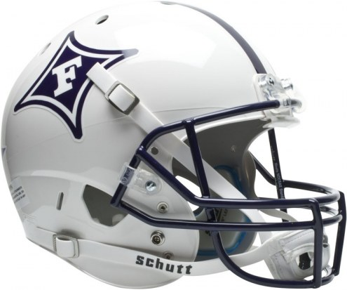 Furman Paladins Schutt XP Collectible Full Size Football Helmet