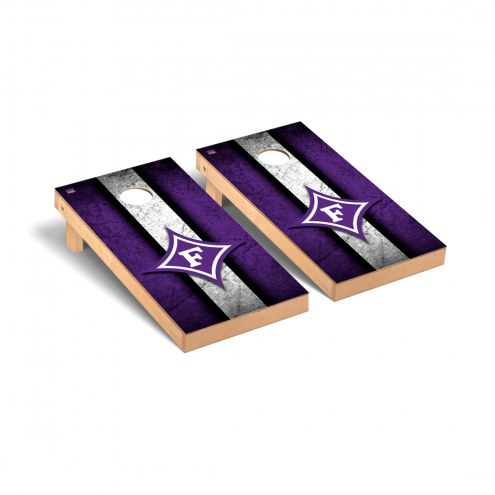Furman Paladins Vintage Cornhole Game Set