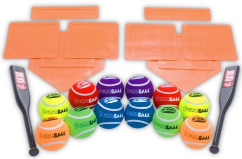 Fuzzball Softball Set