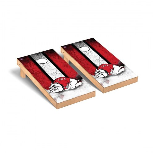 Gardner-Webb Bulldogs Mini Cornhole Set