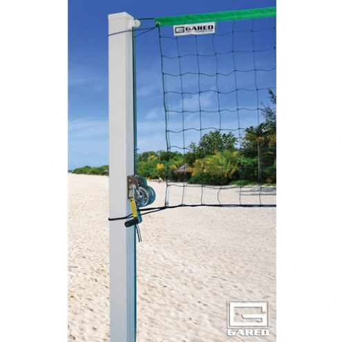 """Gared 4"""" Square Outdoor Volleyball Standards"""