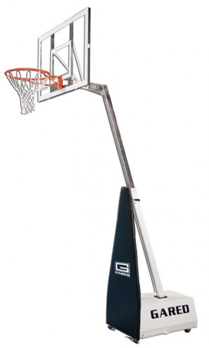 Gared Mini-EZ Portable Basketball System