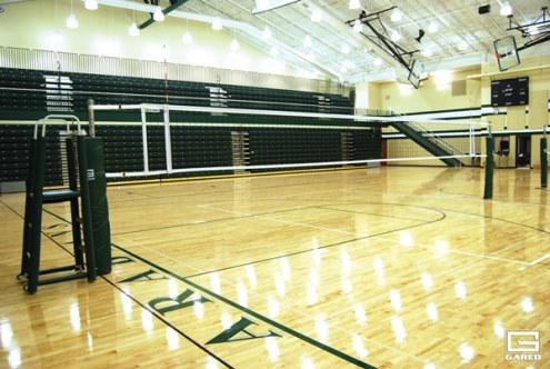 Gared Omnisteel Volleyball System