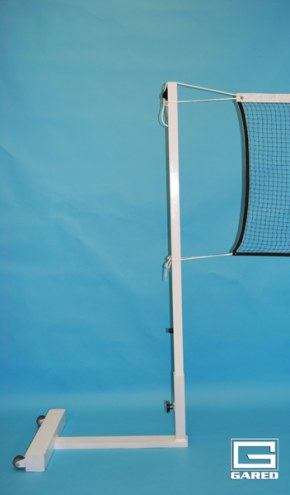Gared One-Court Portable Badminton System