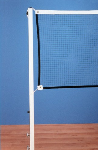 Gared One-Court Sleeve-Type Badminton System