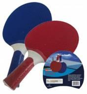 Garlando Outdoor Table Tennis Paddles 2 Pack
