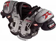 Gear Pro-Tec X2 Air X-S.O.B.F Adult Football Shoulder Pads - OL / DL / DE / TE