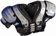 Gear Pro-Tec Z-Cool Adult Football Shoulder Pads - DL / TE / DE