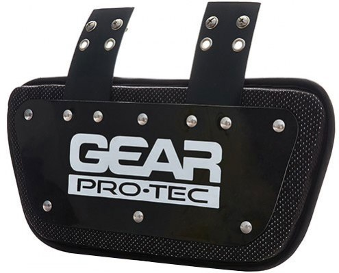 Gear Pro-Tec Adult Football Back Plate
