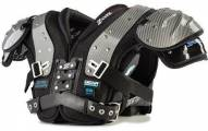 Gear Pro-Tec Z-Cool ZC15 Adult Football Shoulder Pads - Multi-Position