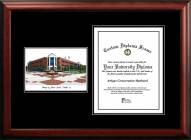 George Mason Patriots Diplomate Diploma Frame