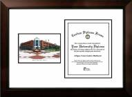 George Mason Patriots Legacy Scholar Diploma Frame