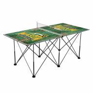 George Mason Patriots Pop Up 6' Ping Pong Table