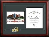 George Mason Patriots Spirit Graduate Diploma Frame
