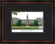 Georgetown University Academic Framed Lithograph