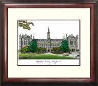 Georgetown Hoyas Alumnus Framed Lithograph