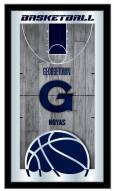 Georgetown Hoyas Basketball Mirror