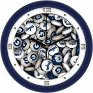 Georgetown Hoyas Candy Wall Clock