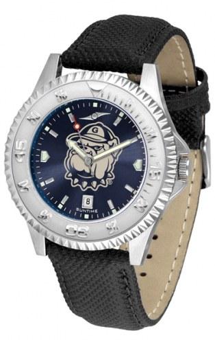 Georgetown Hoyas Competitor AnoChrome Men's Watch