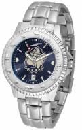 Georgetown Hoyas Competitor Steel AnoChrome Men's Watch