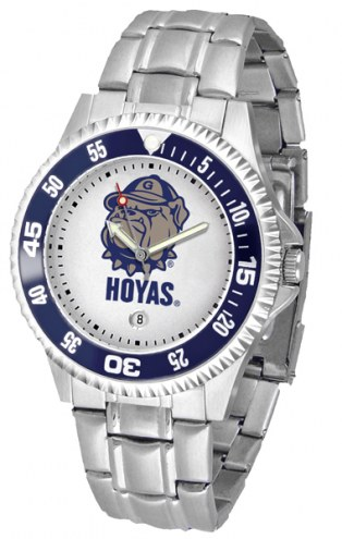 Georgetown Hoyas Competitor Steel Men's Watch