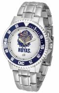 Georgetown Hoyas Competitor Steel Men's Watch