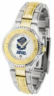 Georgetown Hoyas Competitor Two-Tone Women's Watch