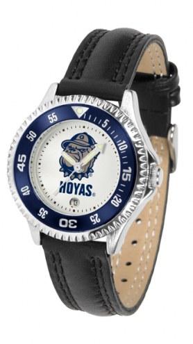 Georgetown Hoyas Competitor Women's Watch