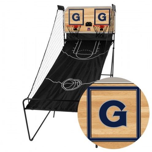 Georgetown Hoyas Double Shootout Basketball Game