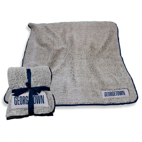 Georgetown Hoyas Frosty Fleece Blanket