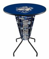 Georgetown Hoyas Indoor/Outdoor Lighted Pub Table