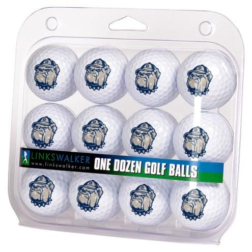 Georgetown Hoyas Dozen Golf Balls