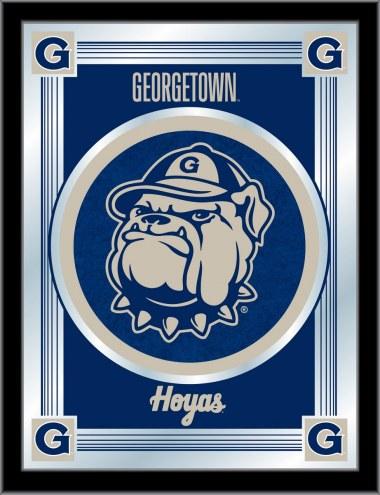 Georgetown Hoyas Logo Mirror