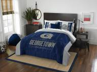 Georgetown Hoyas Modern Take Full/Queen Comforter Set