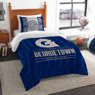 Georgetown Hoyas Modern Take Twin Comforter Set