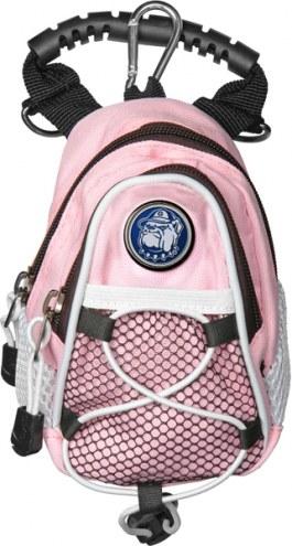 Georgetown Hoyas Pink Mini Day Pack