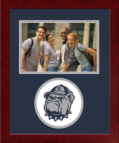 Georgetown Hoyas Spirit Horizontal Photo Frame