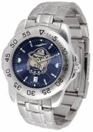 Georgetown Hoyas Sport Steel AnoChrome Men's Watch