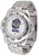 Georgetown Hoyas Sport Steel Men's Watch
