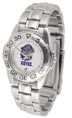 Georgetown Hoyas Sport Steel Women's Watch