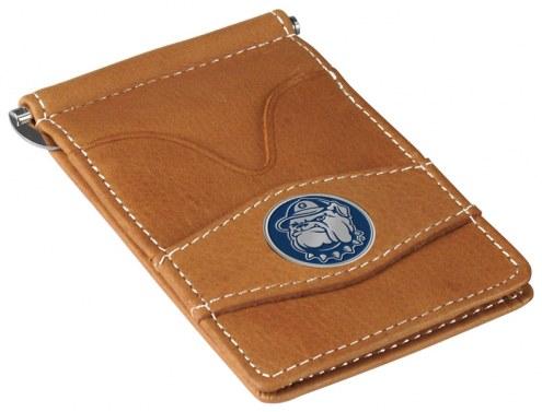 Georgetown Hoyas Tan Player's Wallet