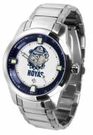 Georgetown Hoyas Titan Steel Men's Watch
