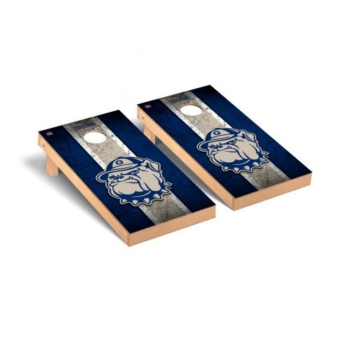 Georgetown Hoyas Vintage Cornhole Game Set