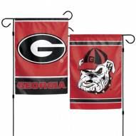 """Georgia Bulldogs 11"""" x 15"""" Garden Flag"""