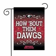 "Georgia Bulldogs 13"" x 18"" Garden Flag"