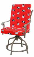 Georgia Bulldogs 2 Piece Chair Cushion