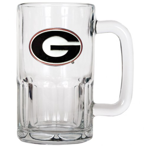 Georgia Bulldogs 20 oz. Root Beer Style Mug